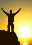 True Motivation Sunset